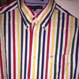 Tommy Hilfiger Summer Button-Up